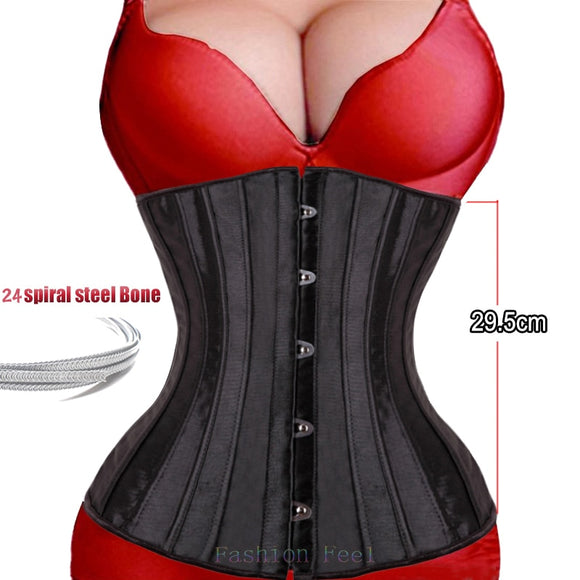 Steampunk Corset Plus Size Slimming Sheath