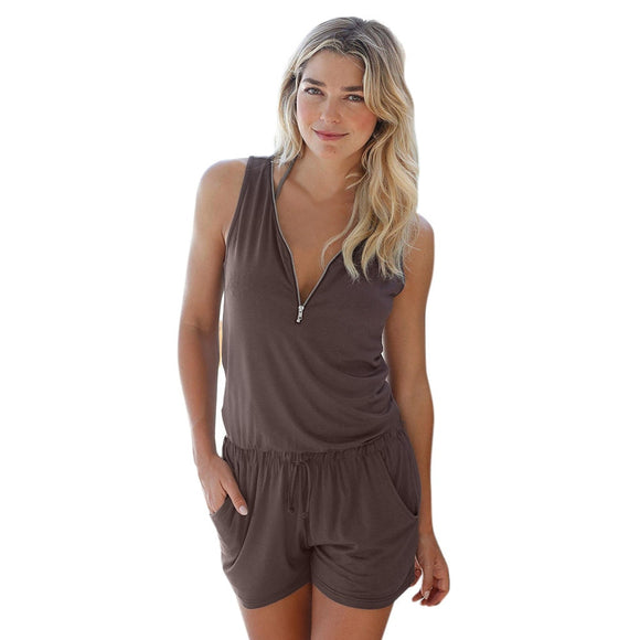 Free Ostrich  Womens Summer Beach Rompers