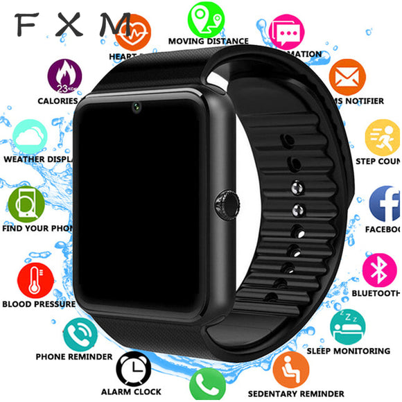 Bluetooth Smart Watch for Men