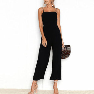 Spring summer casual jumpsuits