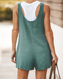 Womens Short Romper