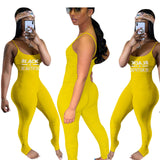 Fitness Sports Romper for women
