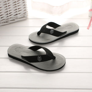 Summer Men Flip Flops Beach Sandals