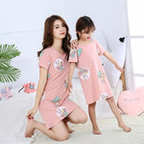 Mother and Daughter Sleepwear