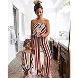 Mother and Daughter Romper