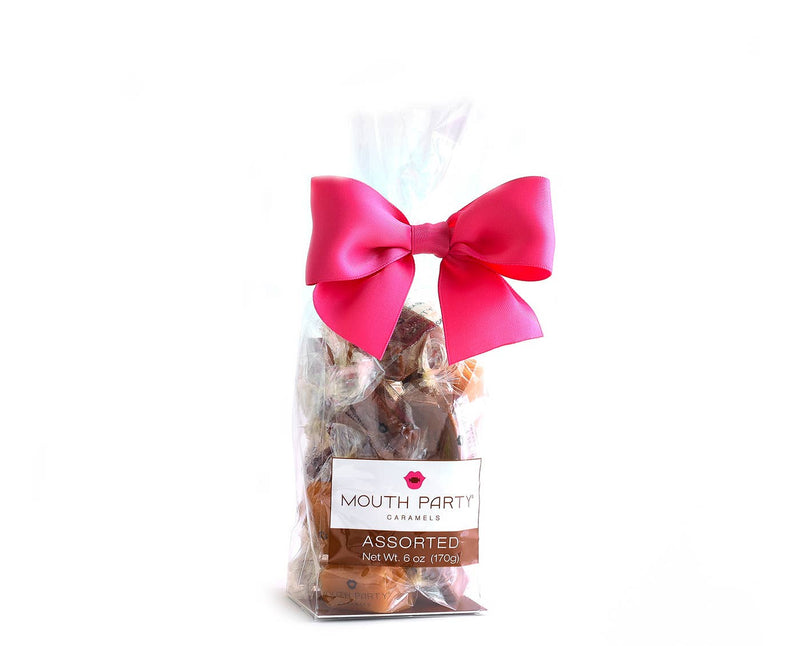 6oz Assorted Caramels Gift Bag