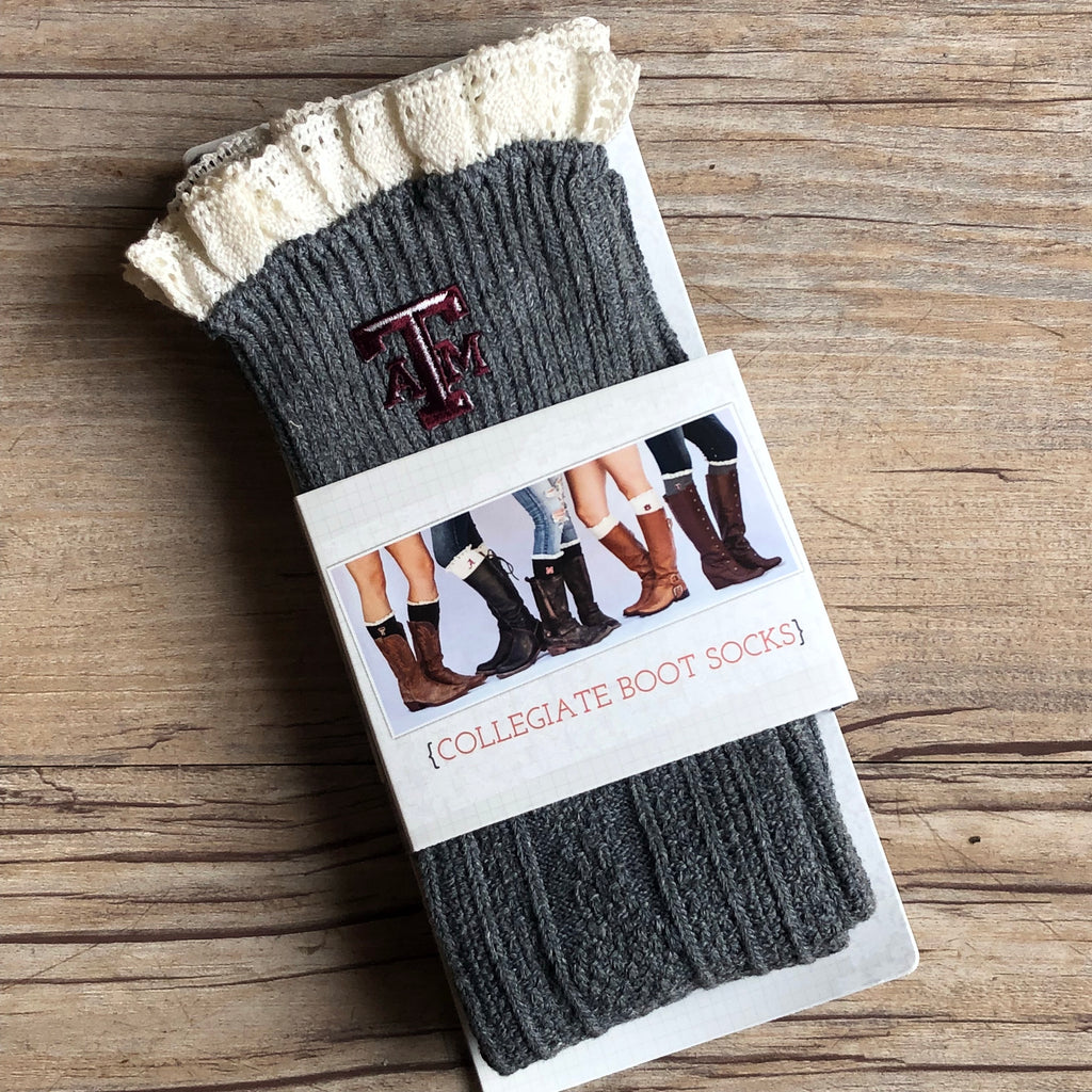 ***SPECIAL OFFER***  Collegiate Boot Socks