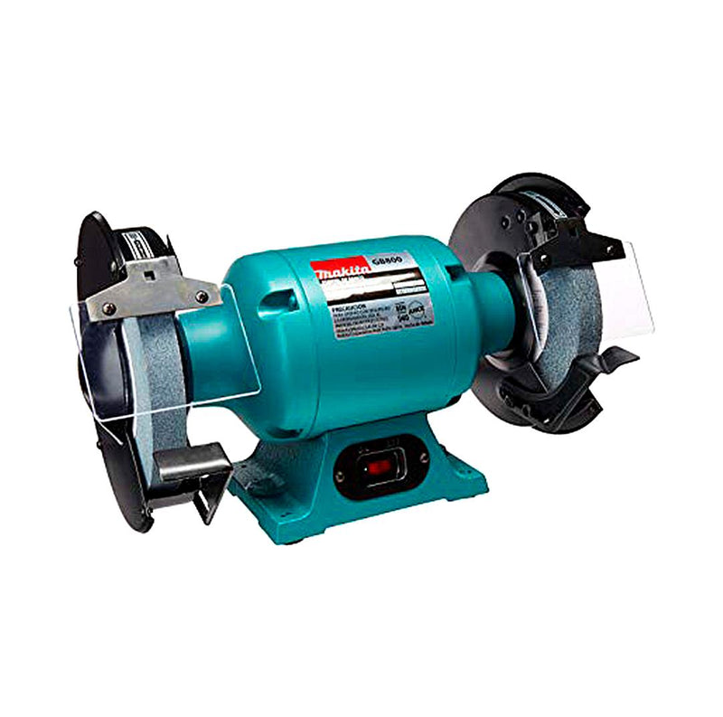 GB800 ESMERIL DE BANCO 8P 540W 3/4HP 18.5KG