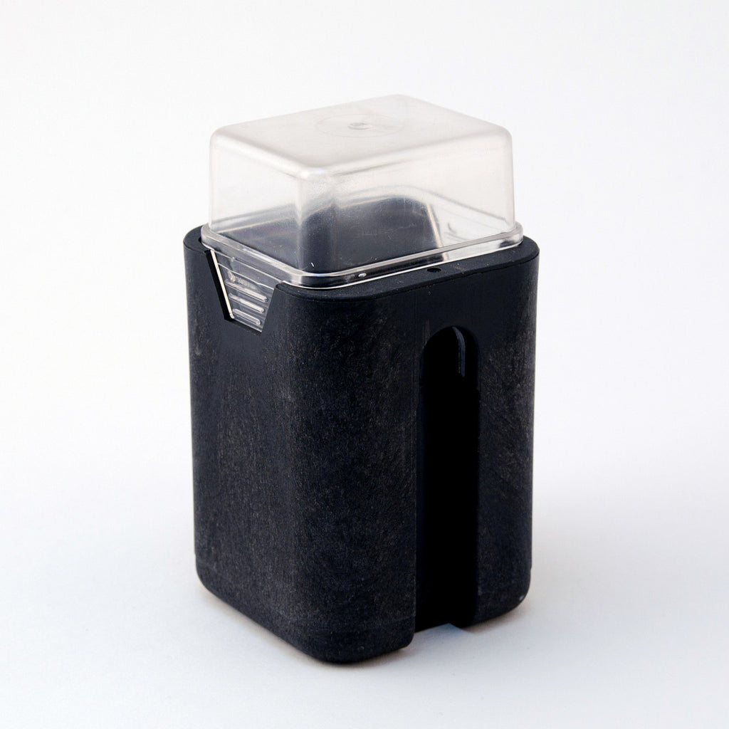 Rectangular buckets with plastic cover for RS4/100