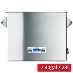 Shield Ultrasonic SC-740 Ultrasonic Cleaner 7.40gal / 28l | Stainless Steel, Heating, Digital, Laboratory Grade 25k