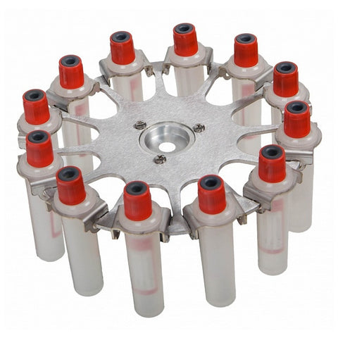 Bucket-rotor 12x12ml for C2204 centrifuge