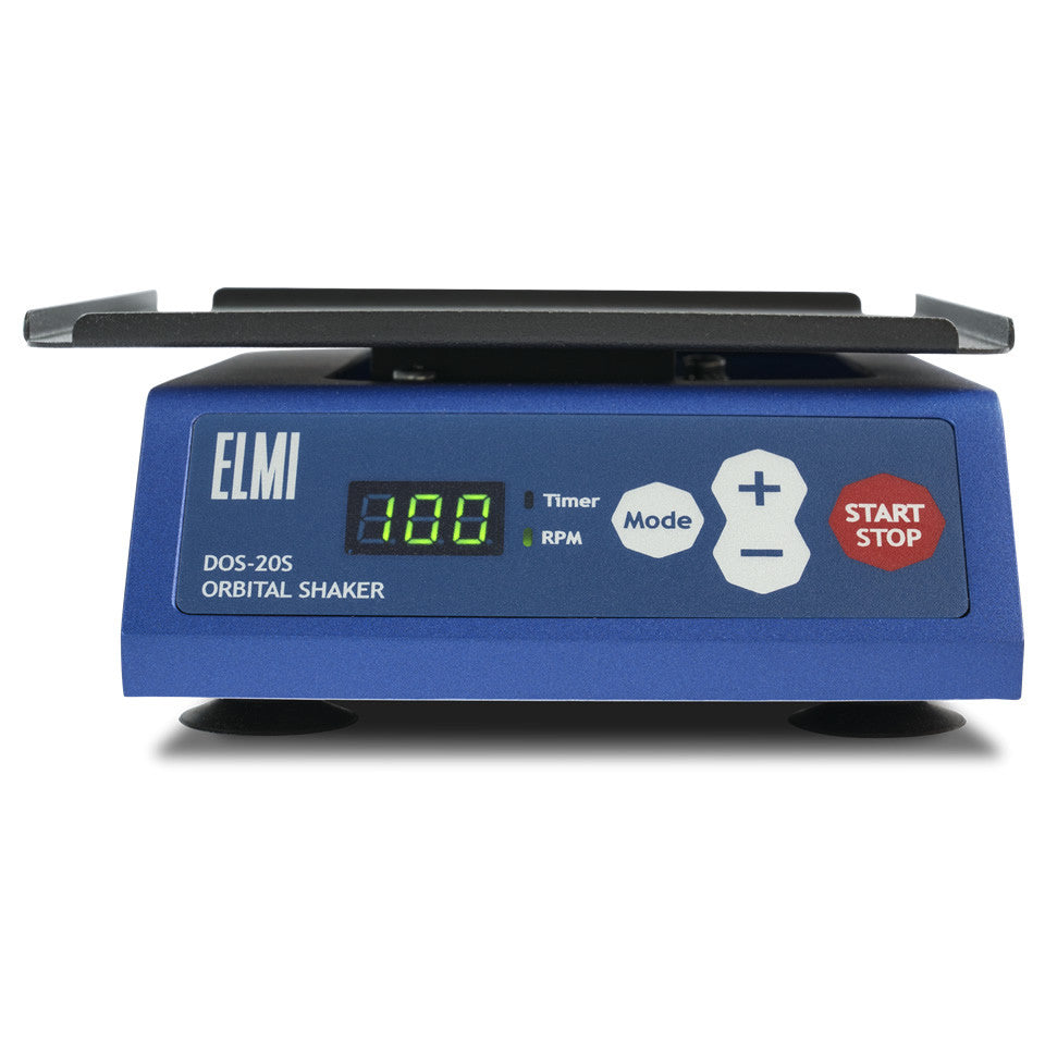 ELMI DOS-20S Digital Orbital Shaker 20mm Amplitude with Small Platform