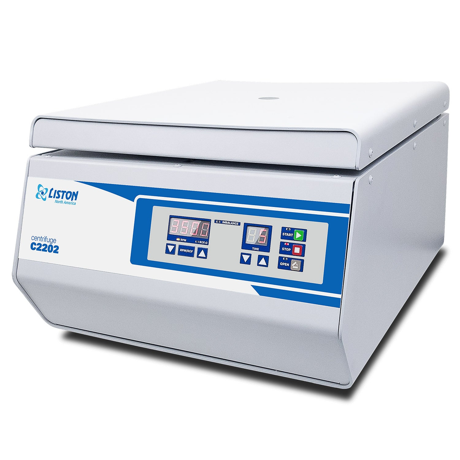 LISTON C2202 Swing-Out Benchtop Centrifuge | with Rotor Included for Clinical and Research Use
