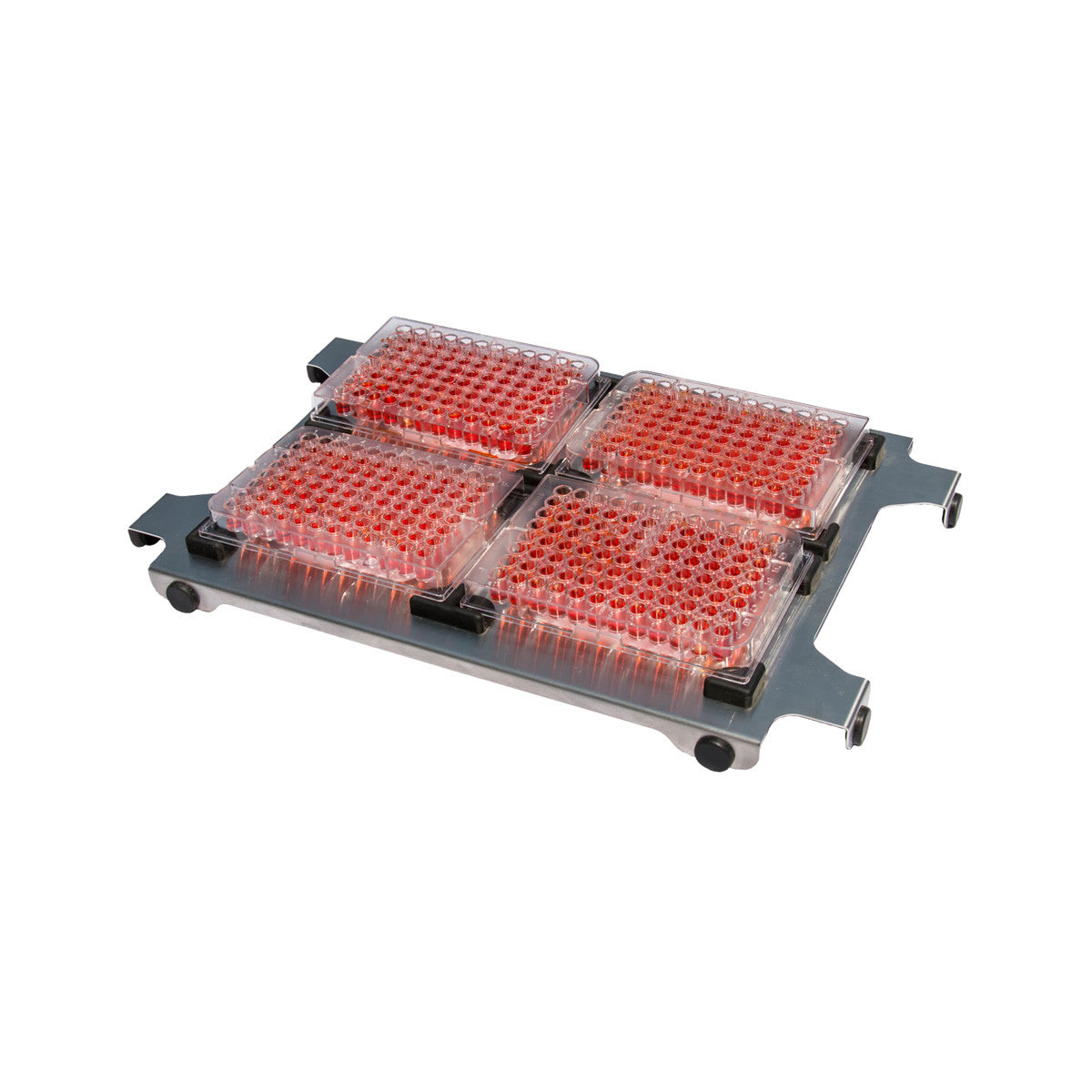 ELMI Standard microplate adapter medium (all M size shakers)
