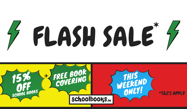 FLASH SALE - Free Book Covering