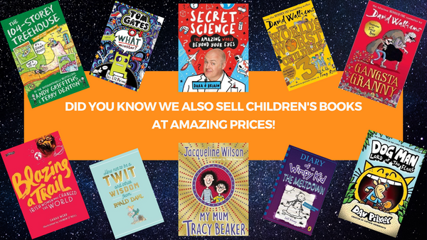 Schoolbooks.ie Has All The Latest Popular Children's Books At Amazing Prices