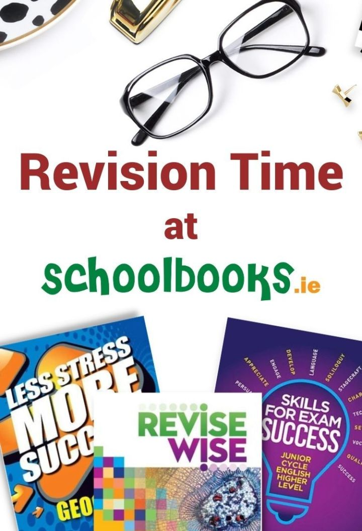 Revision Time at Schoolbooks.ie