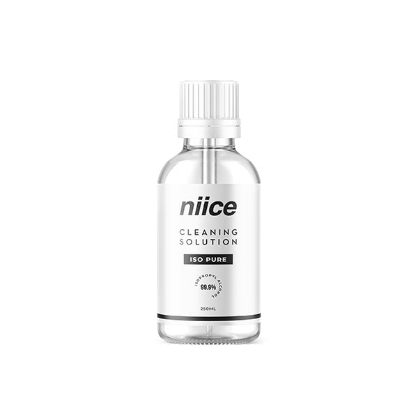 Niice Vaporizer Cleaning Solution - Large (250ml)