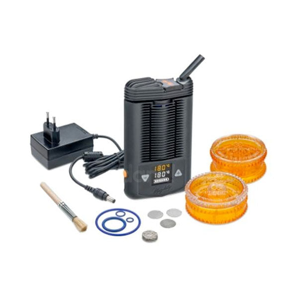 Mighty Vaporizer ~ Dry Herb and Concentrate Vaporizer