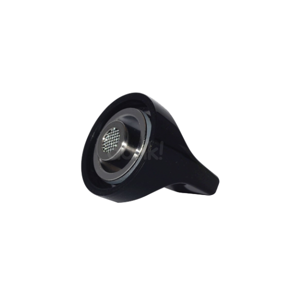 Flowermate Aura mouthpiece showing mesh