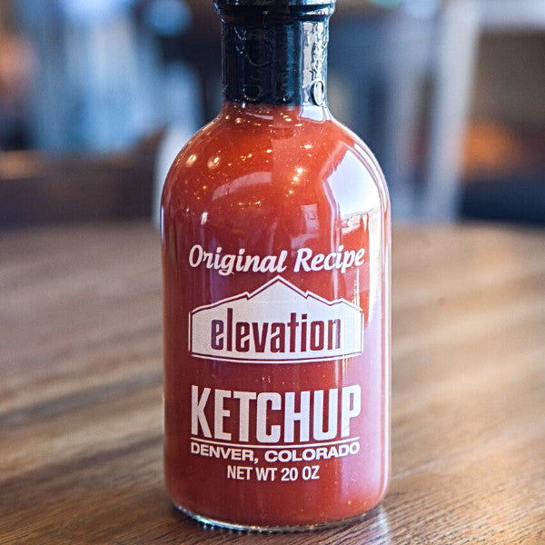 Elevation Ketchup Organic Original Recipe