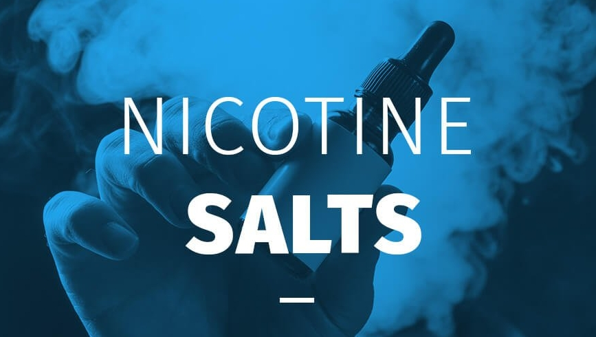 Nicotine Salts - A Big Fat Fad or The Next Hit Thing?