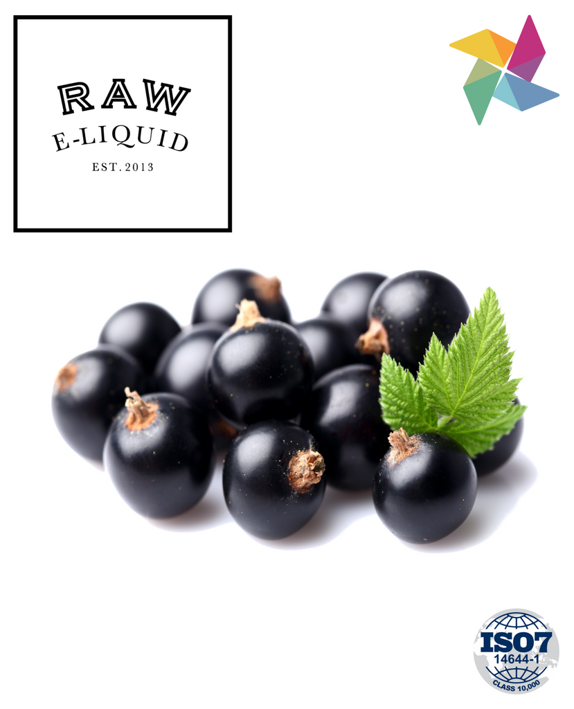 RAW - Blackcurrant
