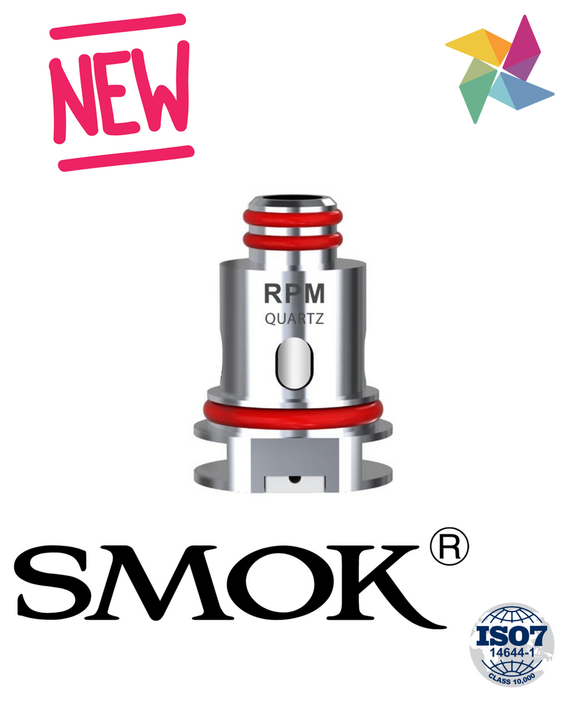 Smok RPM40 Coil 1.2ohm (Quartz)