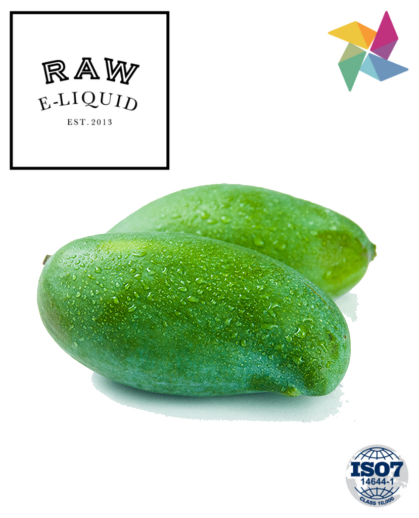 RAW - Green Mango