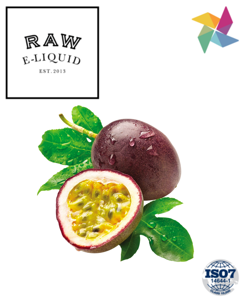 RAW - Passion Fruit