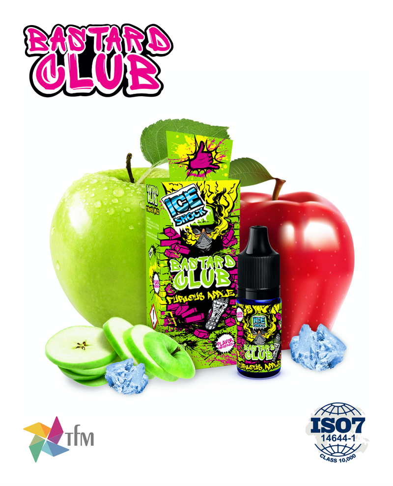 Furious Apple - Ice Shock - Bastard Club - (BC)