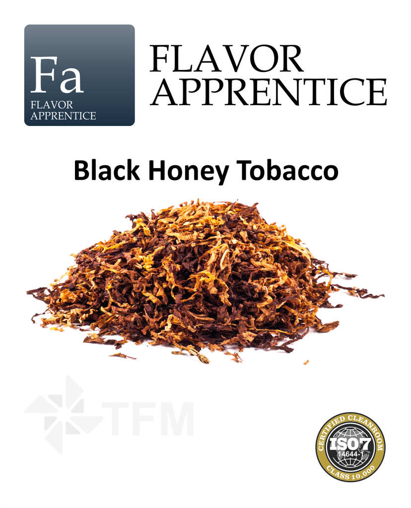 TFA - Black Honey Tobacco