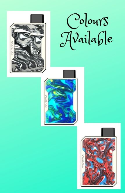 Voopoo Drag Nano Pod Kit 750mAh Fan Edition