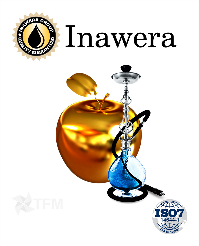 INW - Golden Apple Shisha