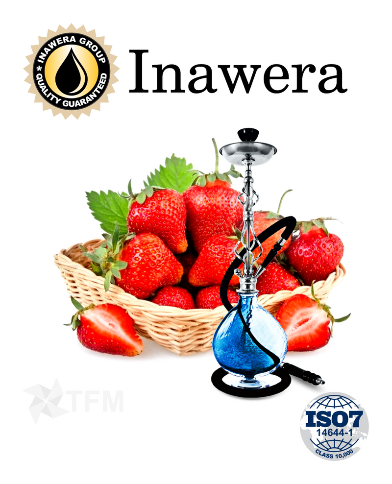 INW - Strawberry Shisha