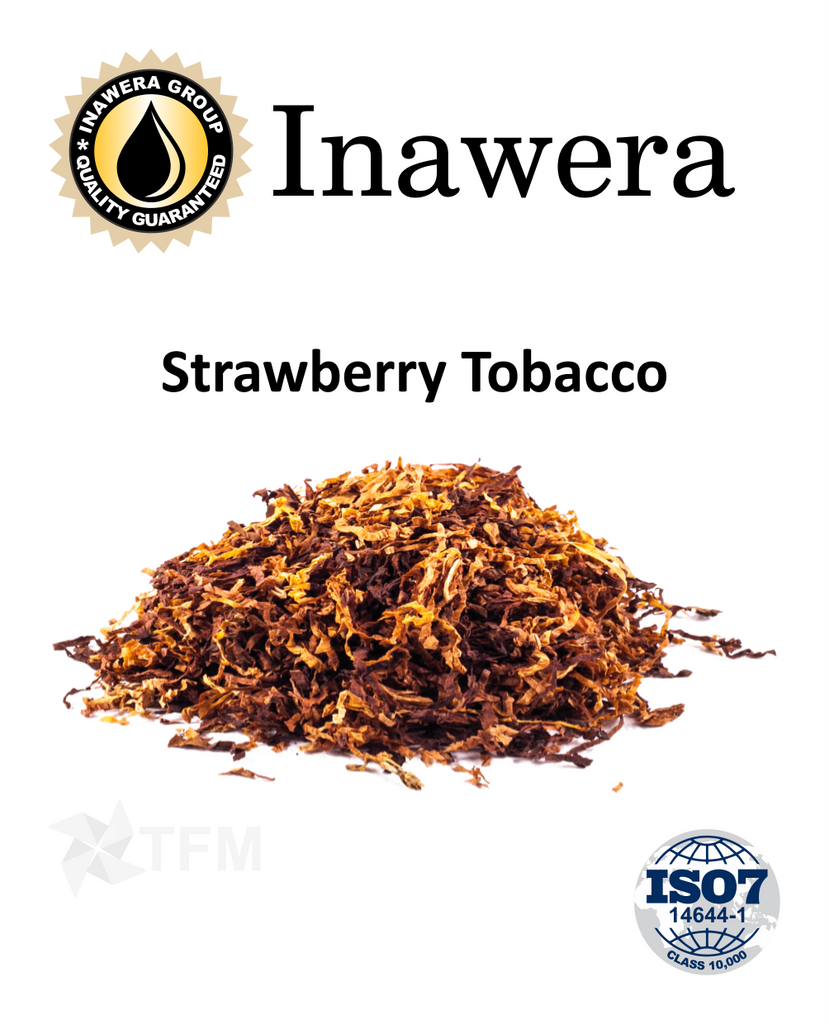 INW - Strawberry Tobacco