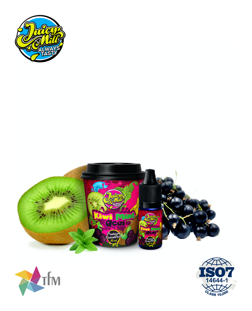 Kiwi Mint Acai - Juicy Mill