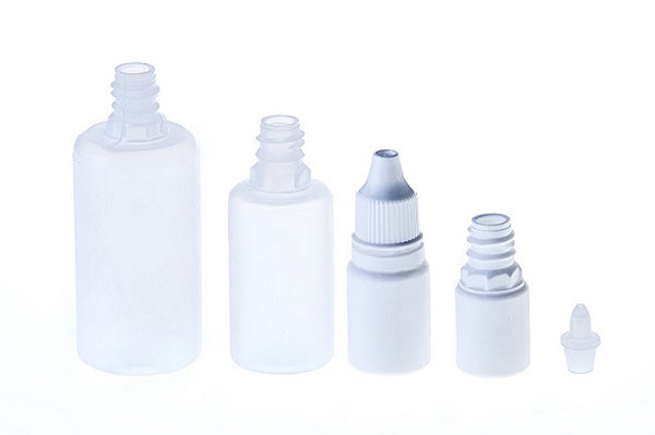 Plastic Dropper bottle