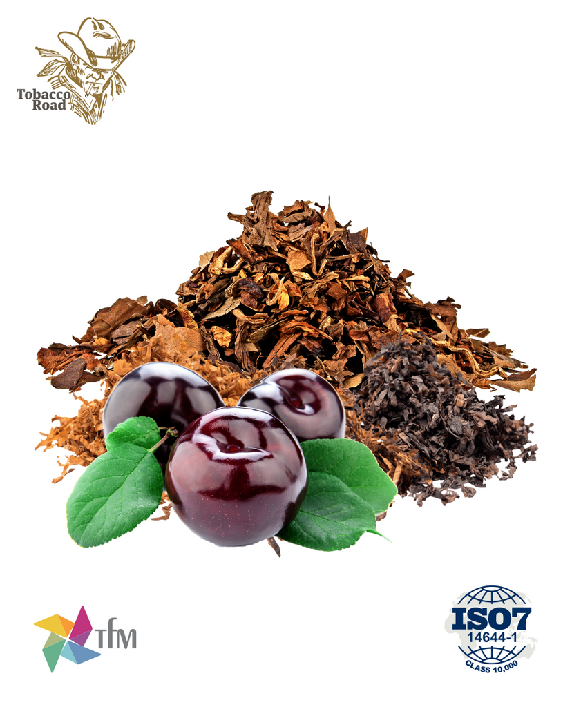 Black Cherry Pipe Tobacco - Tobacco Road