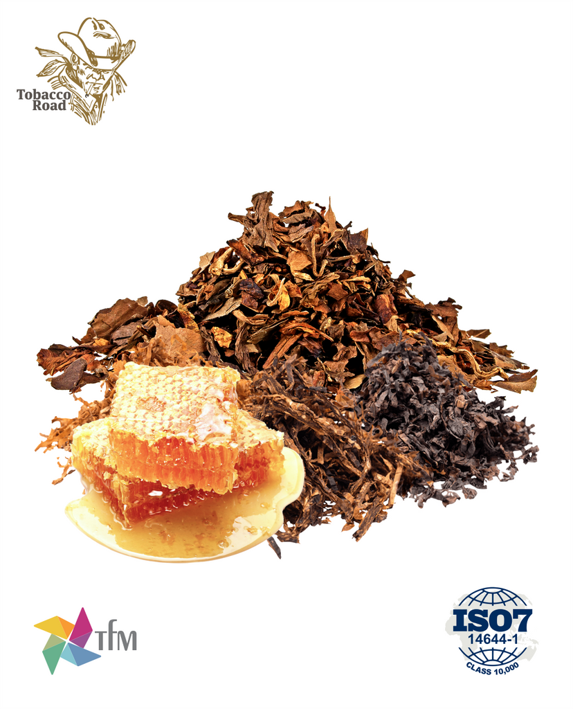 Flue Cured Honey Tobacco - Tobacco Road