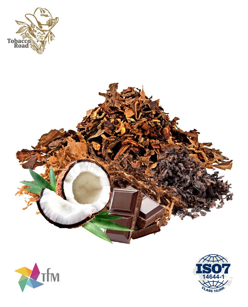 Paradise Tobacco -(Tobacco, Coconut & Chocolate) - Tobacco Road