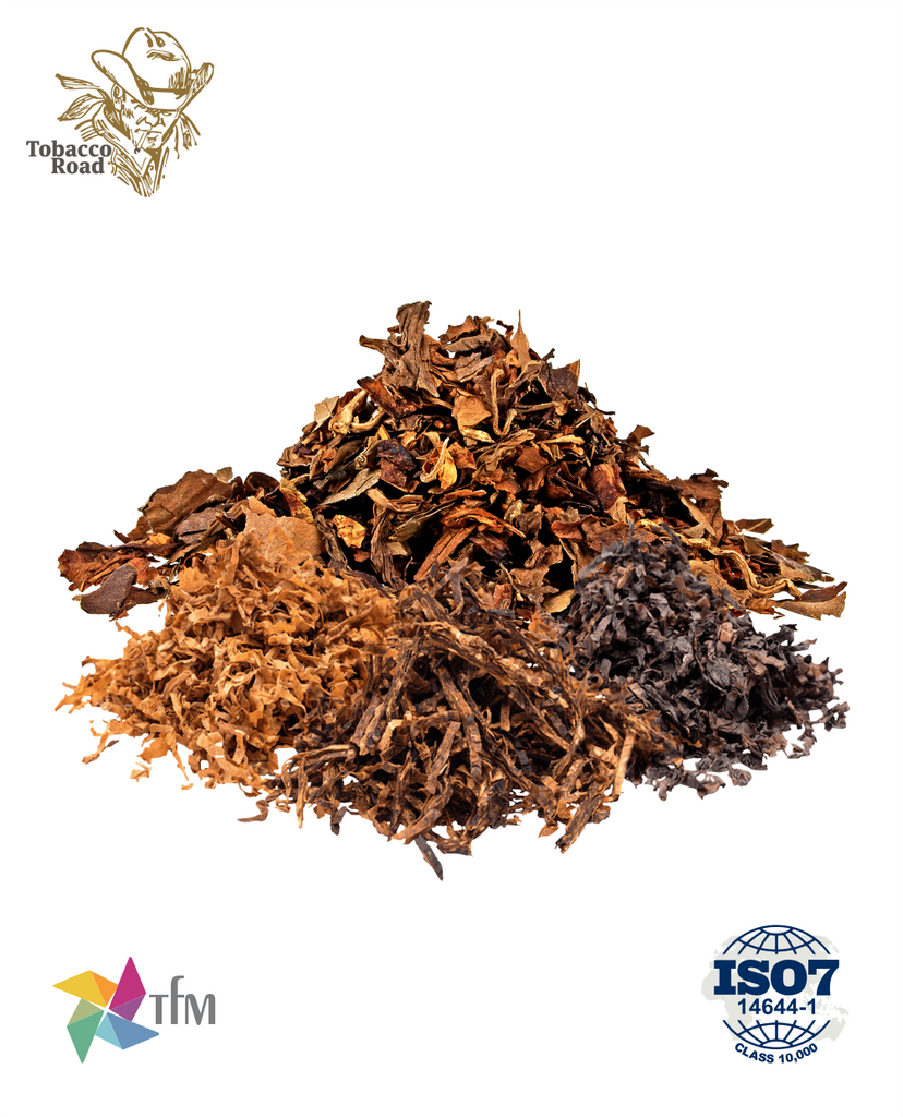 Black Cavendish Pipe Tobacco - Tobacco Road