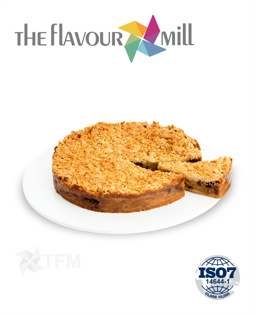 TFM - Apple Crumble