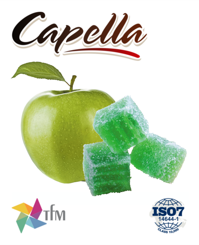 CAP - Green Apple Hard Candy