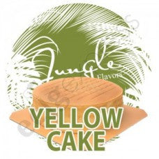 Jungle Flavors JF Yellow Cake