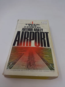 Airport by Arthur Hailey Book