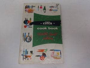 Book Cutco Cookbook, by Margaret Mitchell