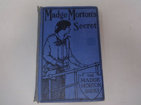 Book Madge Morton's Secret, Amy D.V. Chalmers