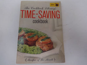 Book The Cookbook Library's Time Saving Cookbook
