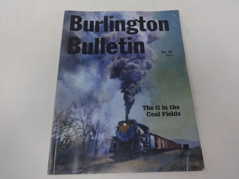 Burlington Bulletin no 35